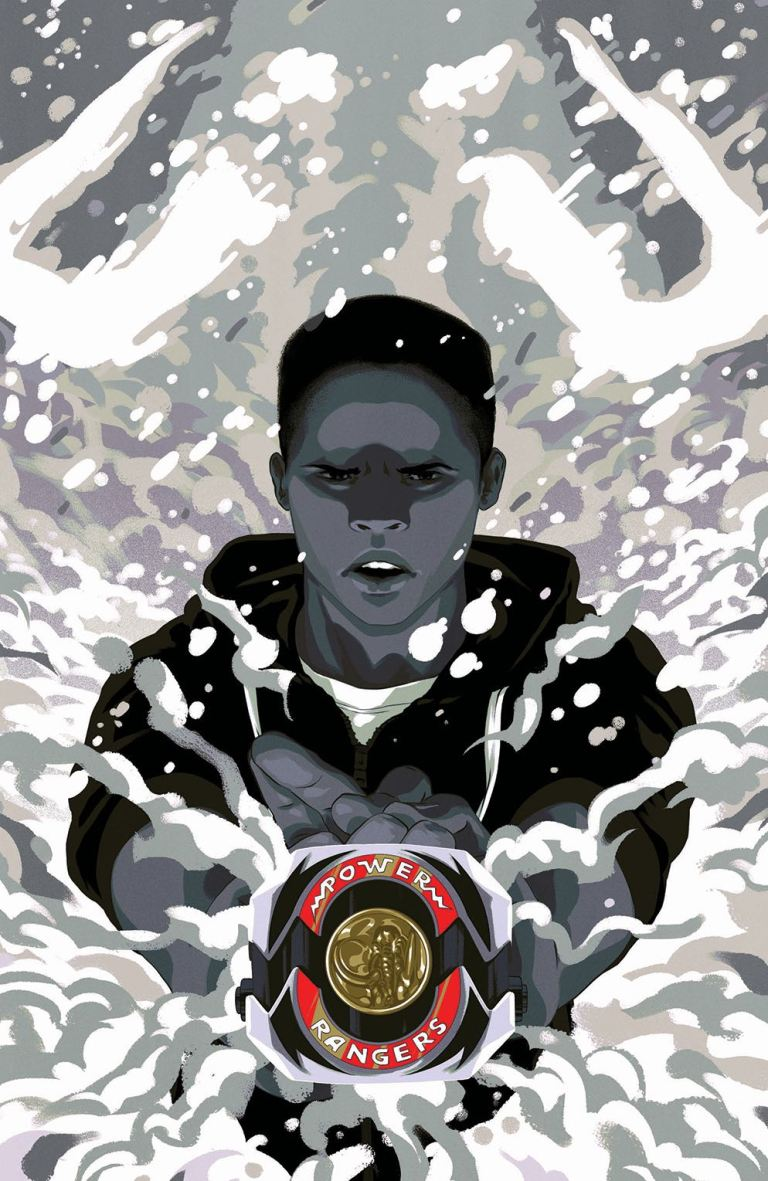 Mighty Morphin Power Rangers #12 (Cover B Goni Montes)