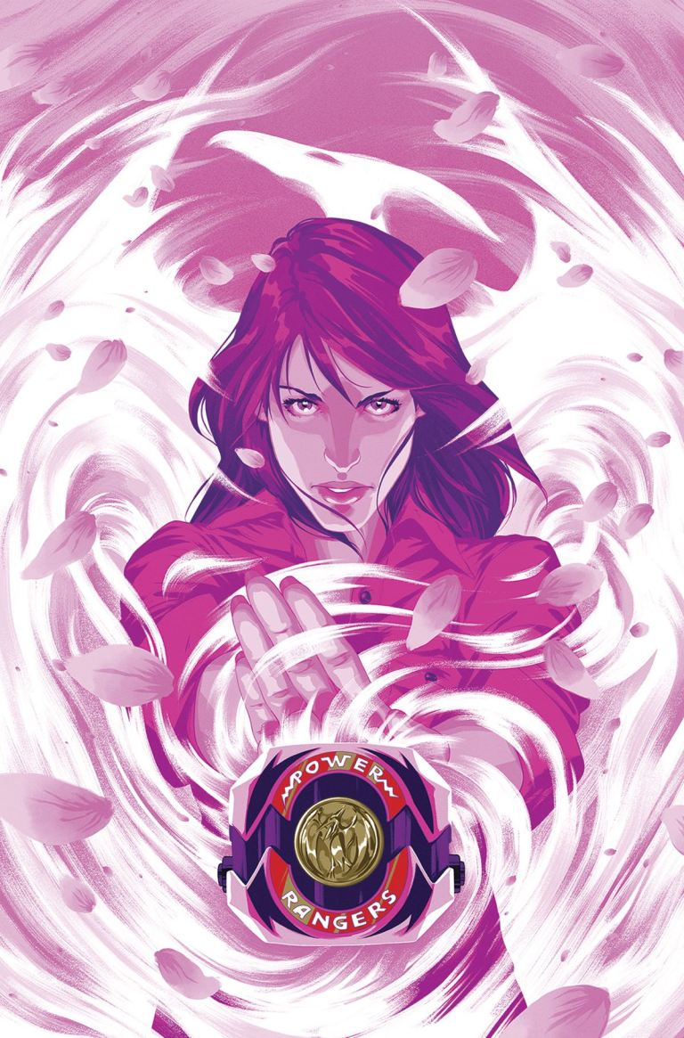Mighty Morphin Power Rangers #13 (Cover C Goni Montes)