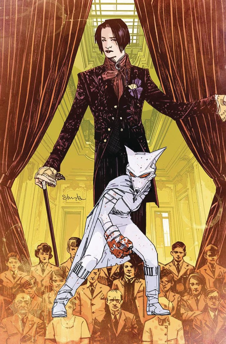 Mother Panic #4 (Cover A Tommy Lee Edwards)