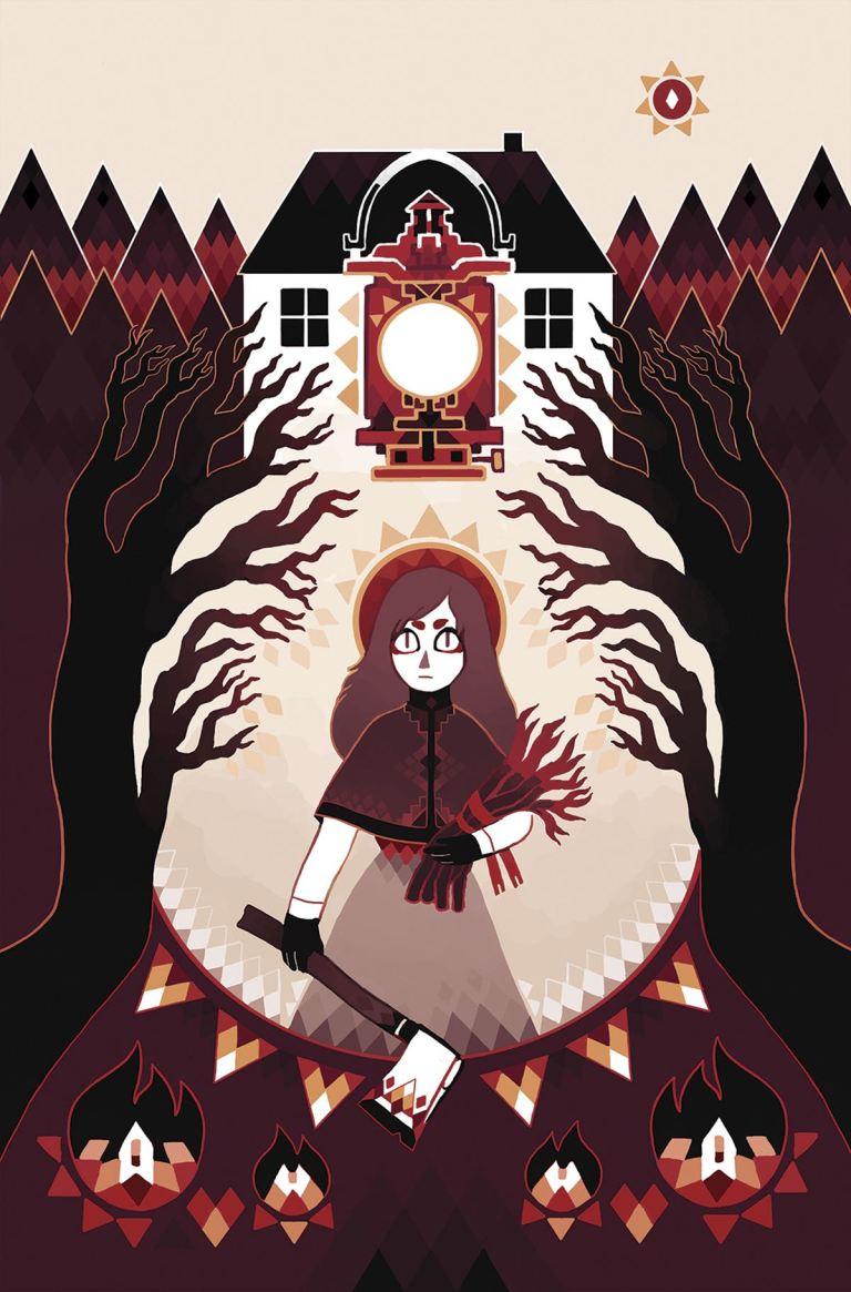 Over The Garden Wall #10 (Cover B Emily Osborne)