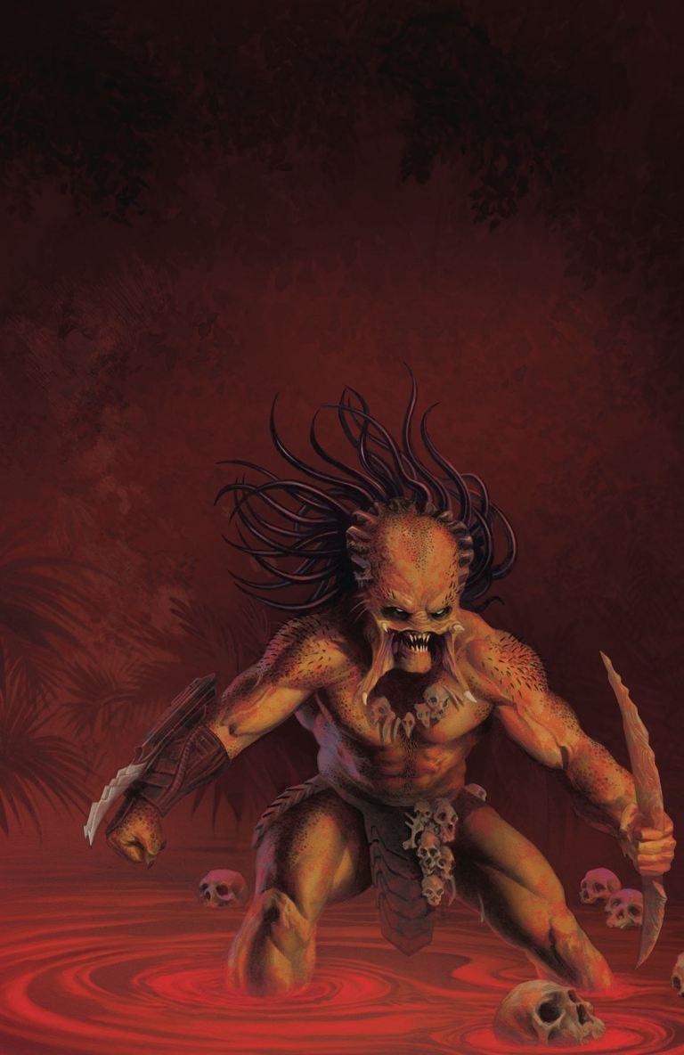 Predator Hunters #2 (Cover A Doug Wheatley)
