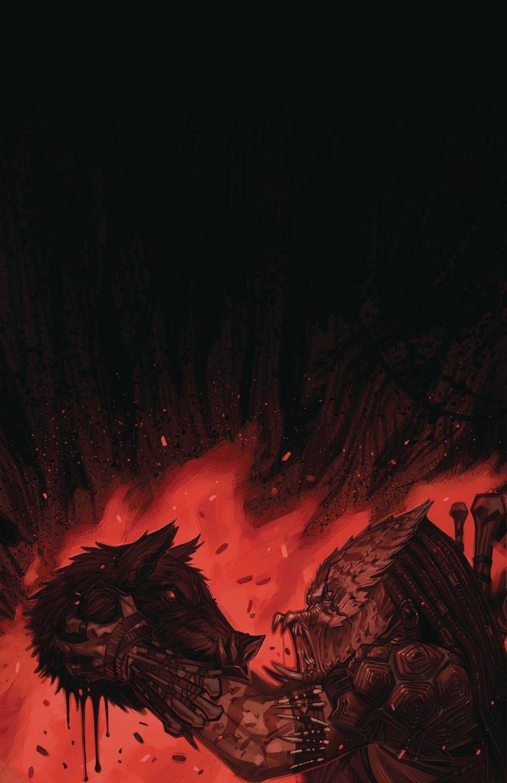 Predator Hunters #2 (Cover B Francisco Ruiz Velasco)