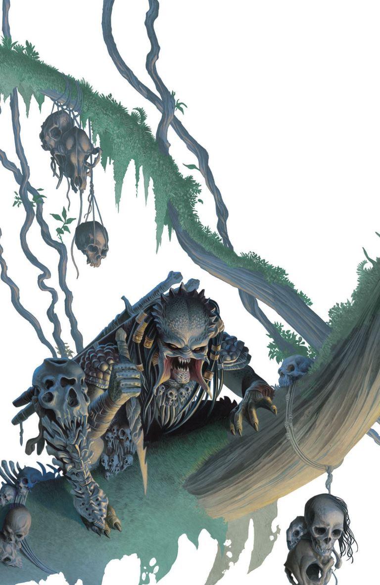 Predator Hunters #3 (Cover A Doug Wheatley)