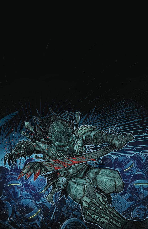 Predator Hunters #3 (Cover B Francisco Ruiz Velasco)