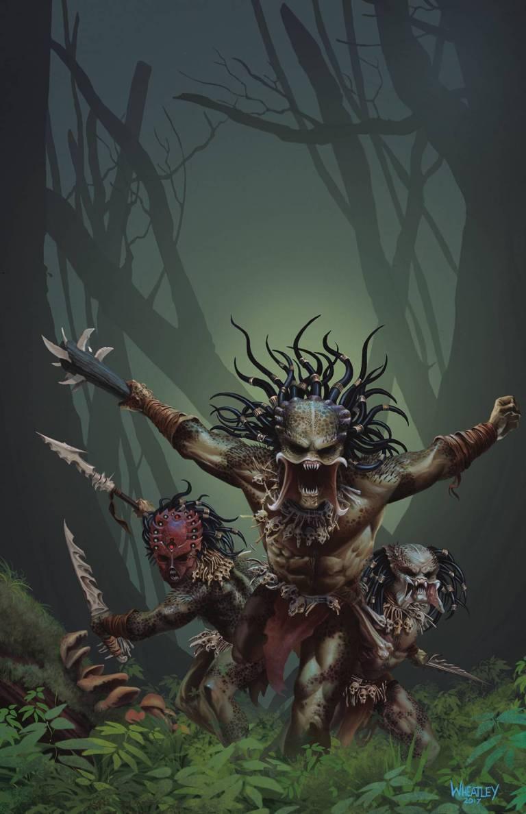 Predator Hunters #4 (Cover A Doug Wheatley)
