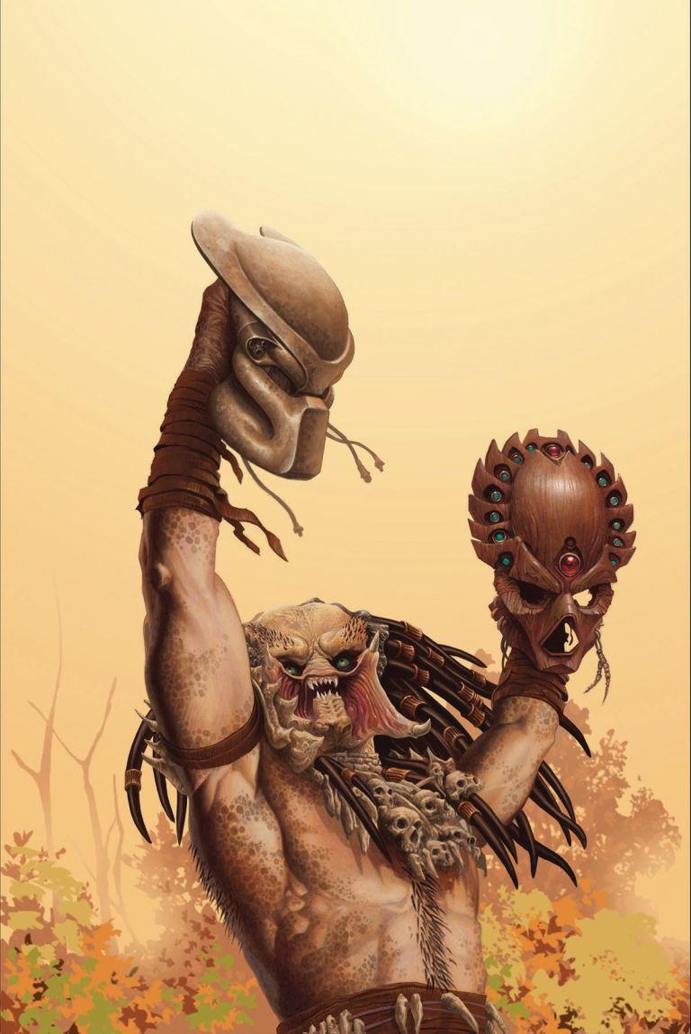Predator Hunters #5 (Cover A Doug Wheatley)