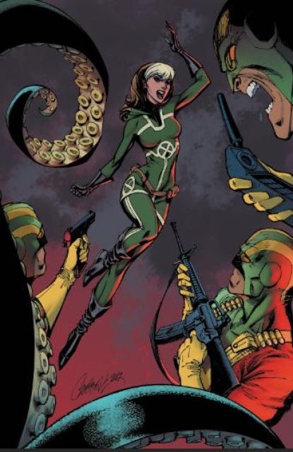 Secret Empire #3 (Cover E J. Scott Campbell)