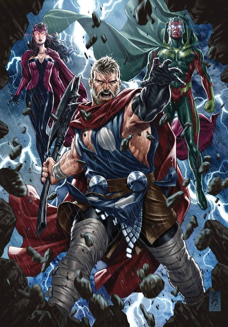 Secret Empire #6 (Cover A Mark Brooks)