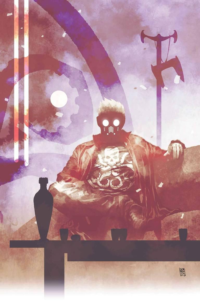 Secret Empire #6 (Cover D Andrea Sorrentino Hydra Heroes Variant)