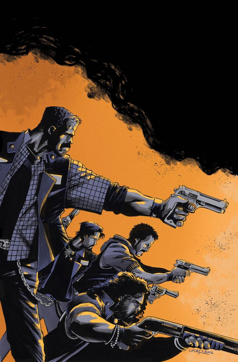 Sons Of Anarchy Redwood Original #10 (Cover A Luca Pizzari)