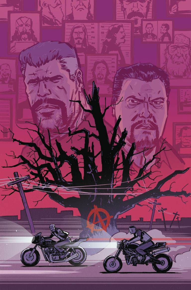 Sons Of Anarchy Redwood Original #5 (Cover A Brahm Revel)