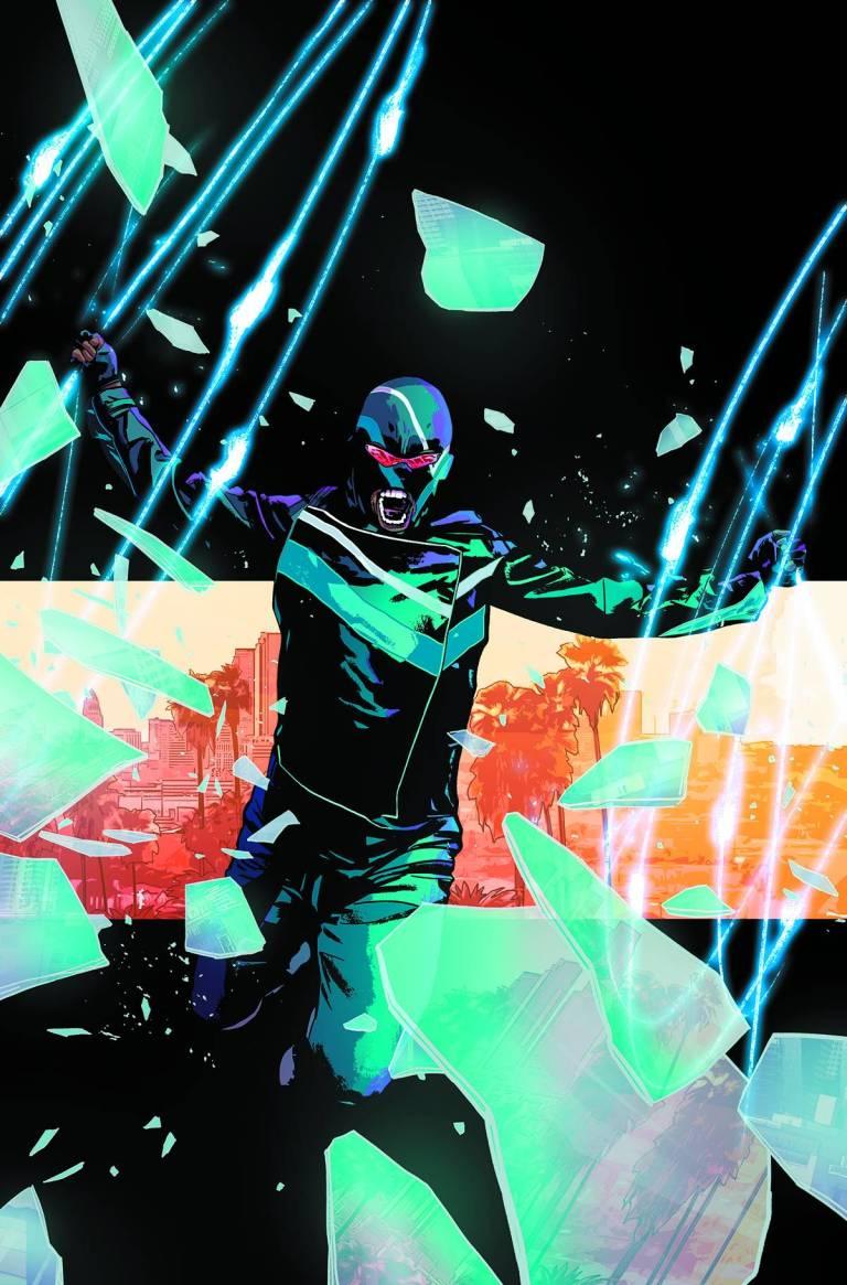 Vigilante Southland #1 (Cover A Tony S. Daniel)