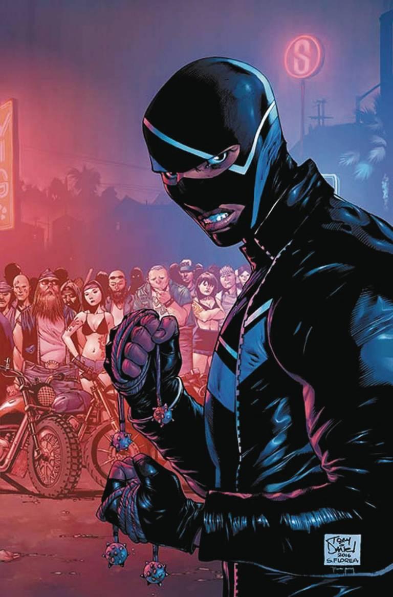 Vigilante Southland #1 (Cover B Mitch Gerads)