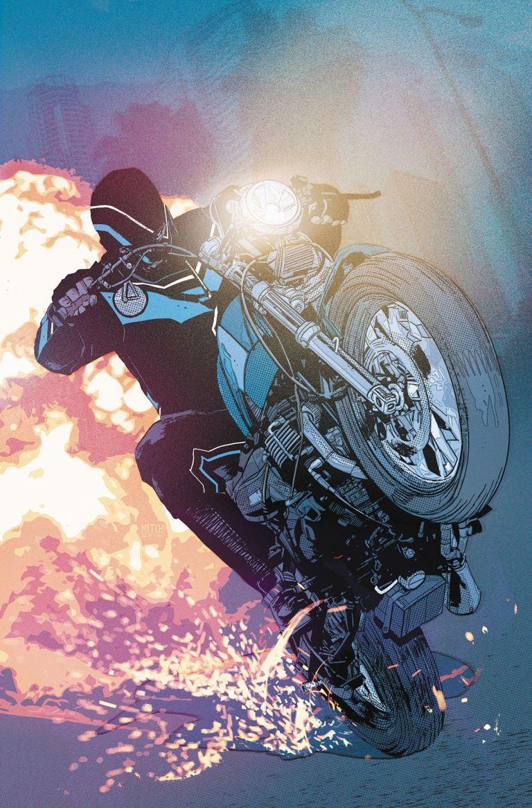Vigilante Southland #3 (Cover A Mitch Gerads)