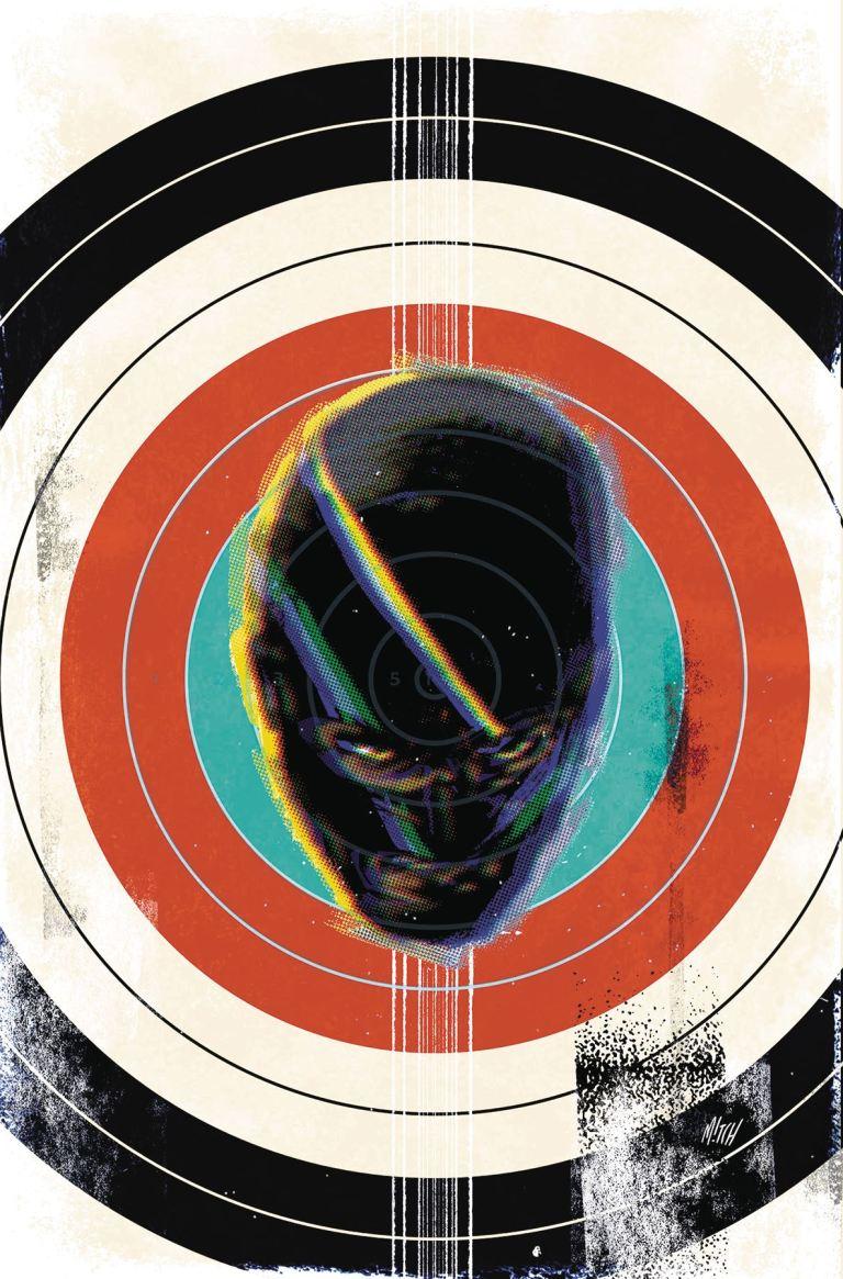 Vigilante Southland #5 (Mitch Gerads Cover)