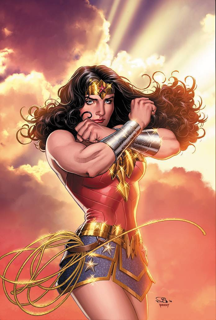 Wonder Woman 75th Anniversary Special #1 (Cover B Nicola Scott)