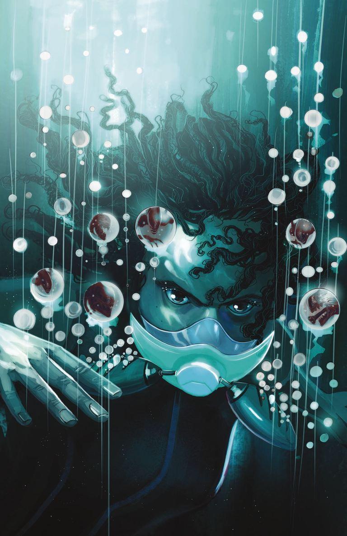 Aliens Defiance #12 (Stephanie Hans Cover)