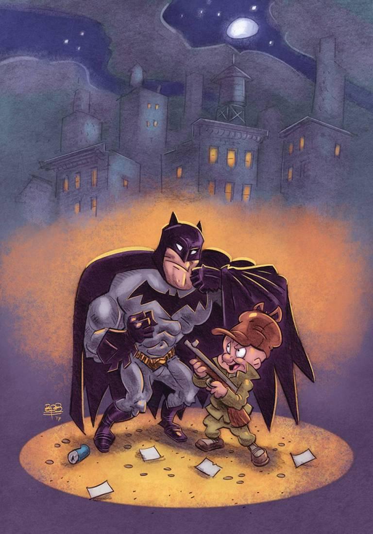 Batman Elmer Fudd Special #1 (Cover B Bob Fingerman)