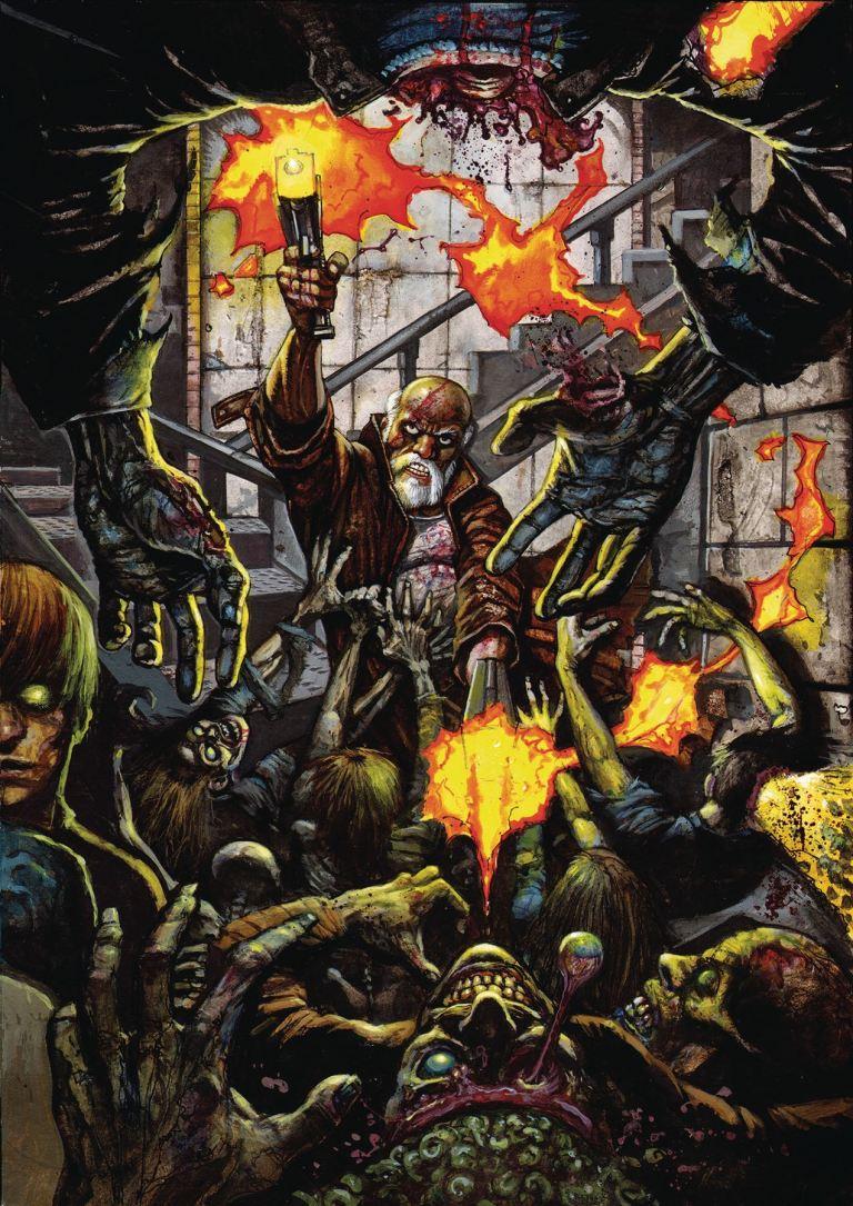 Call of Duty Zombies #2 (Simon Bisley Cover)