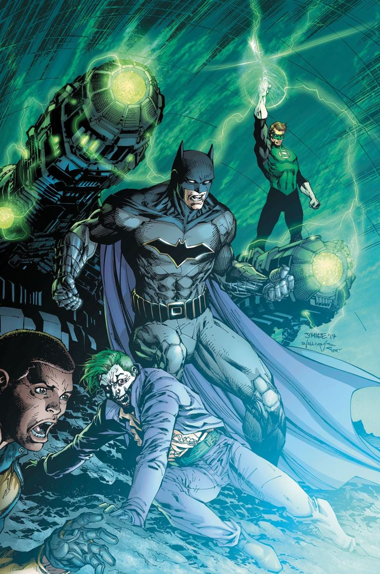 Dark Days The Casting #1 (Cover A Jim Lee & Scott Williams)