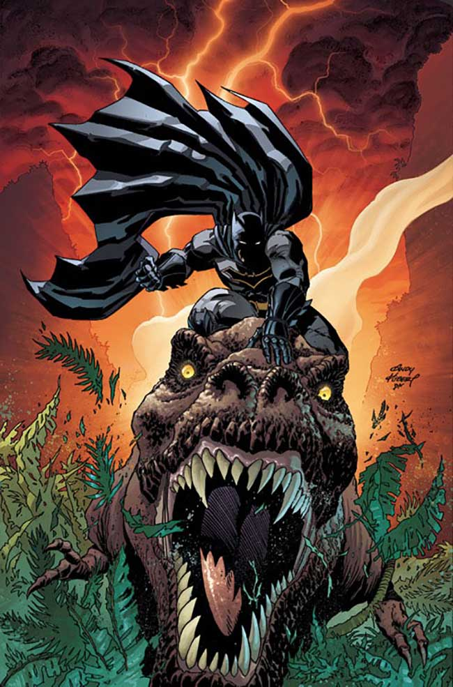 Dark Nights Metal #1 (Cover B Andy Kubert)