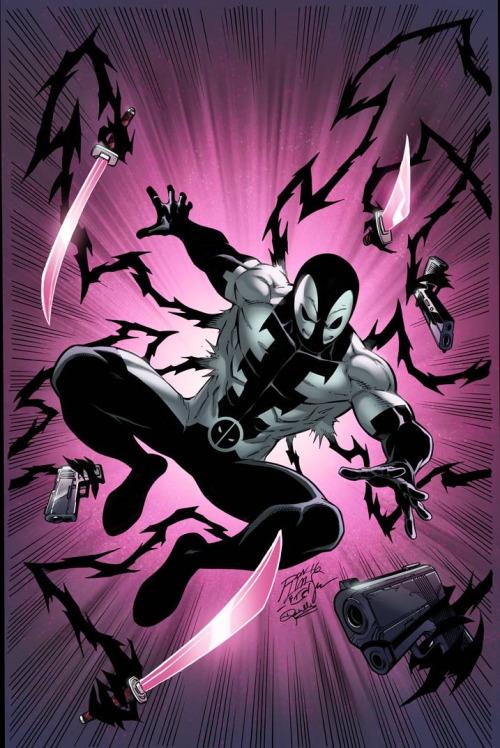 Deadpool Back In Black #1 (Ron Lim Variant Cover)