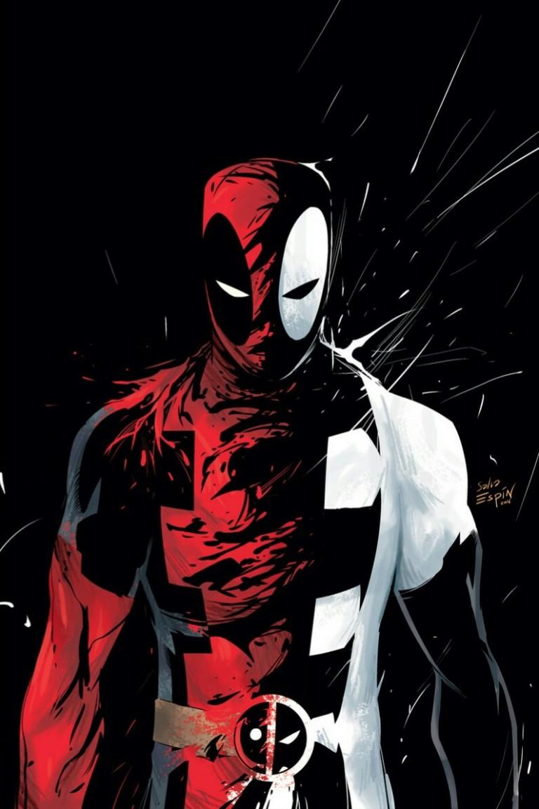 Deadpool Back In Black #1 (Salvador Espin Regular Cover)