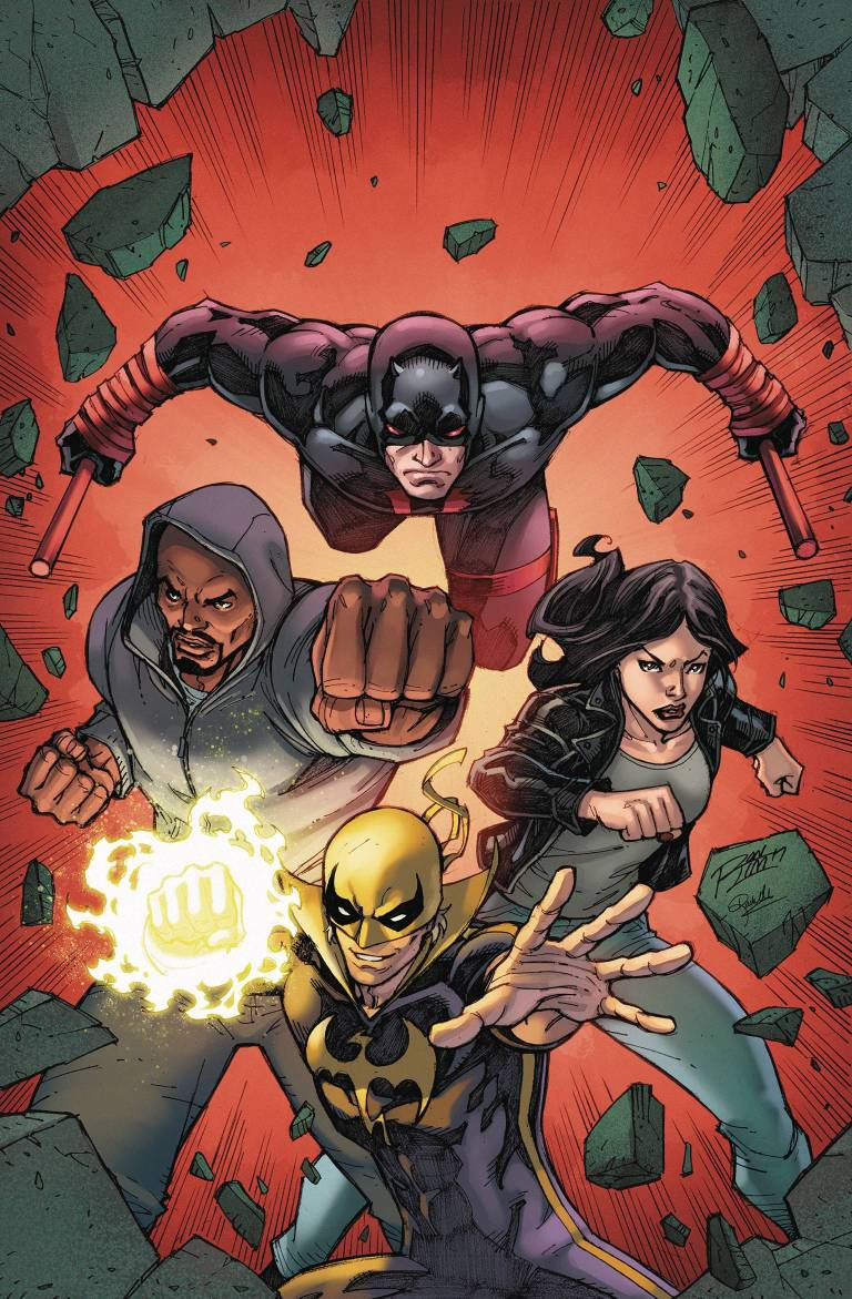 Defenders #1 (Cover D Ron Lim)