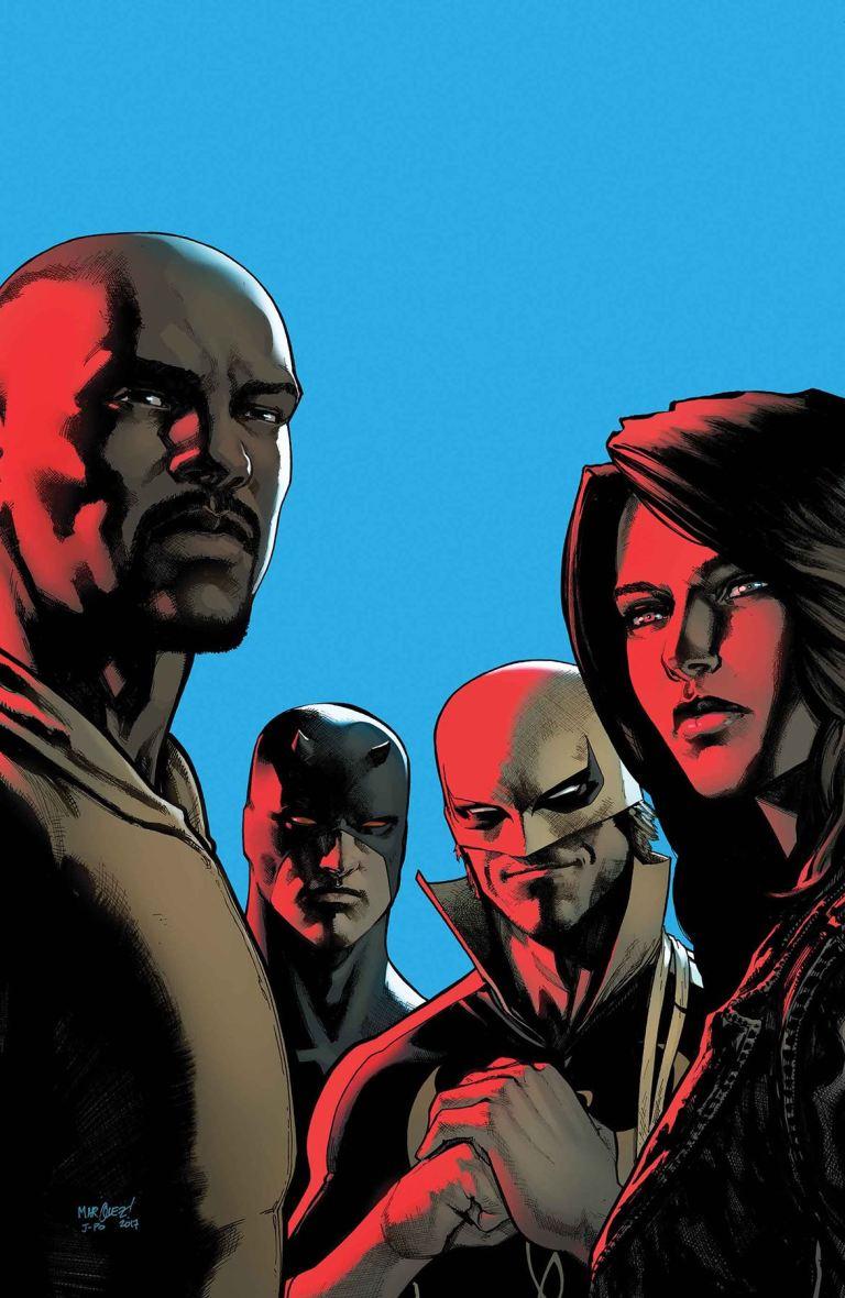 Defenders #2 (Cover A David Marquez)