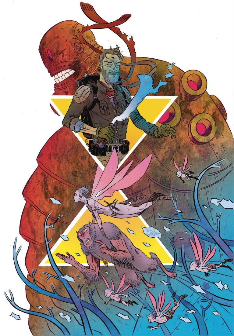 Ether #3 (David Rubin Cover)