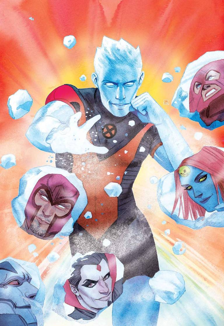 Iceman #1 (Cover A Kevin Wada)
