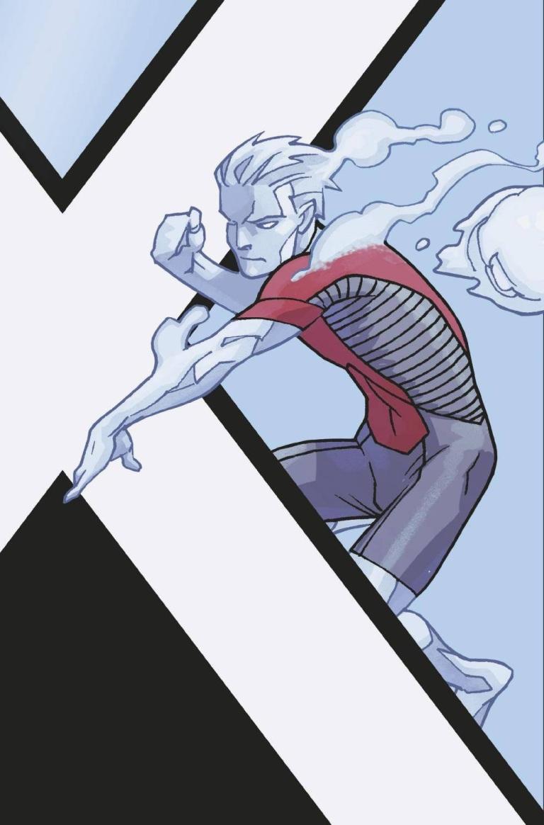 Iceman #1 (Cover D Leonard Kirk Corner Box Variant), AR