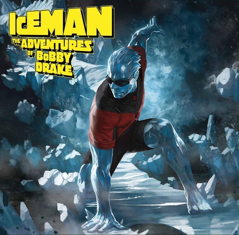 Iceman #1 (Cover E Skan Hip-Hop Variant)