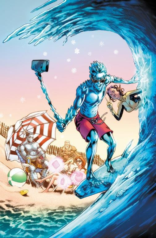 Iceman #2 (Cover B Tana Ford)