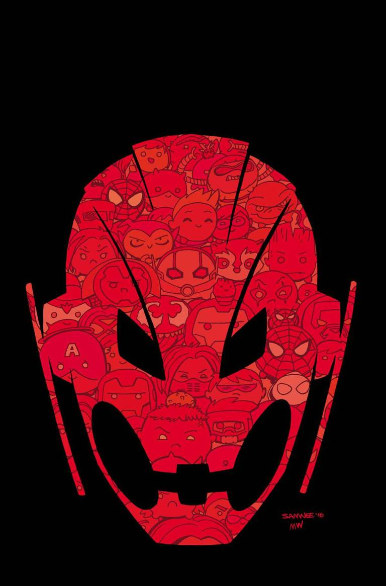 Marvel Tsum Tsum #2 (Chris Samnee Regular Cover)