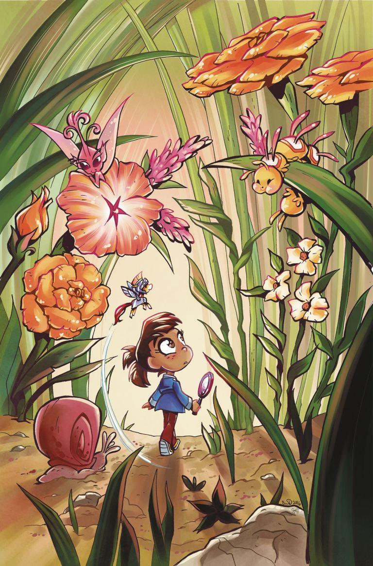 Mega Princess #2 (Brianne Drouhard Regular Cover)
