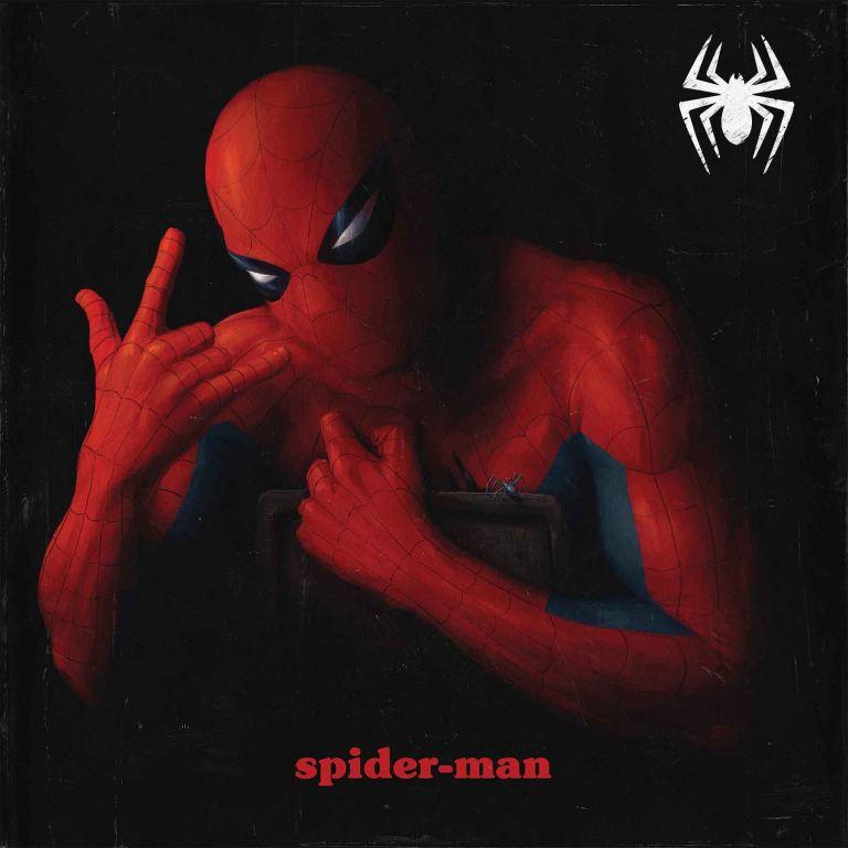 Peter Parker The Spectacular Spider-Man #1 (Cover E Sam Spratt Hip-Hop Variant)