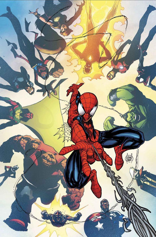Peter Parker The Spectacular Spider-Man #2 (Cover A Adam Kubert)