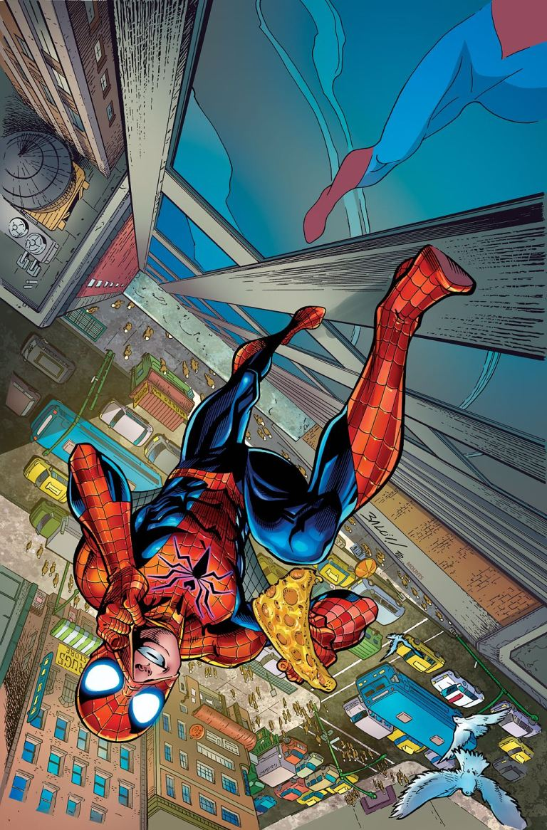 Peter Parker The Spectacular Spider-Man #3 (Cover B Mark Bagley)