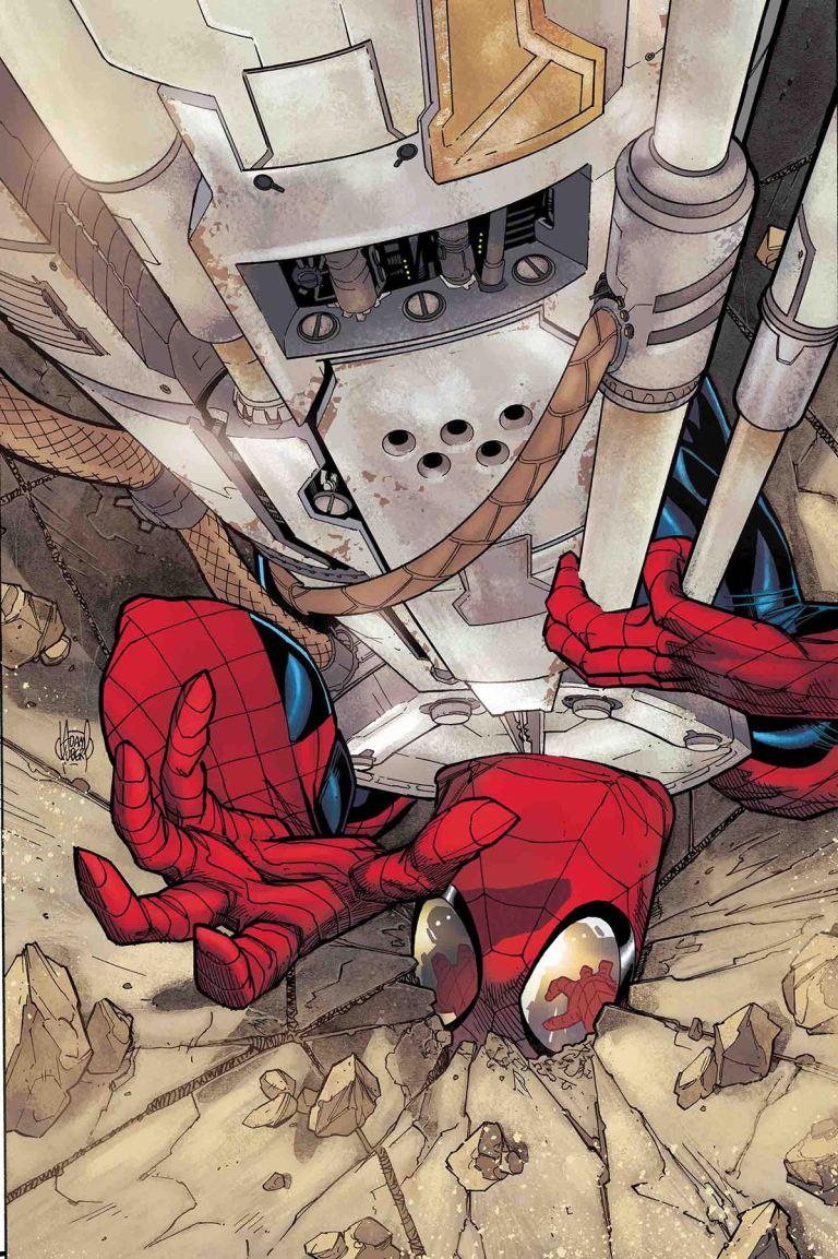 Peter Parker The Spectacular Spider-Man #4 (Cover A Adam Kubert)