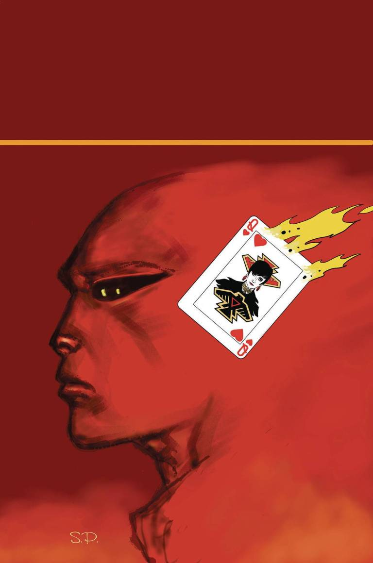 Resident Alien The Man With No Name #1 (Steve Parkhouse Cover)