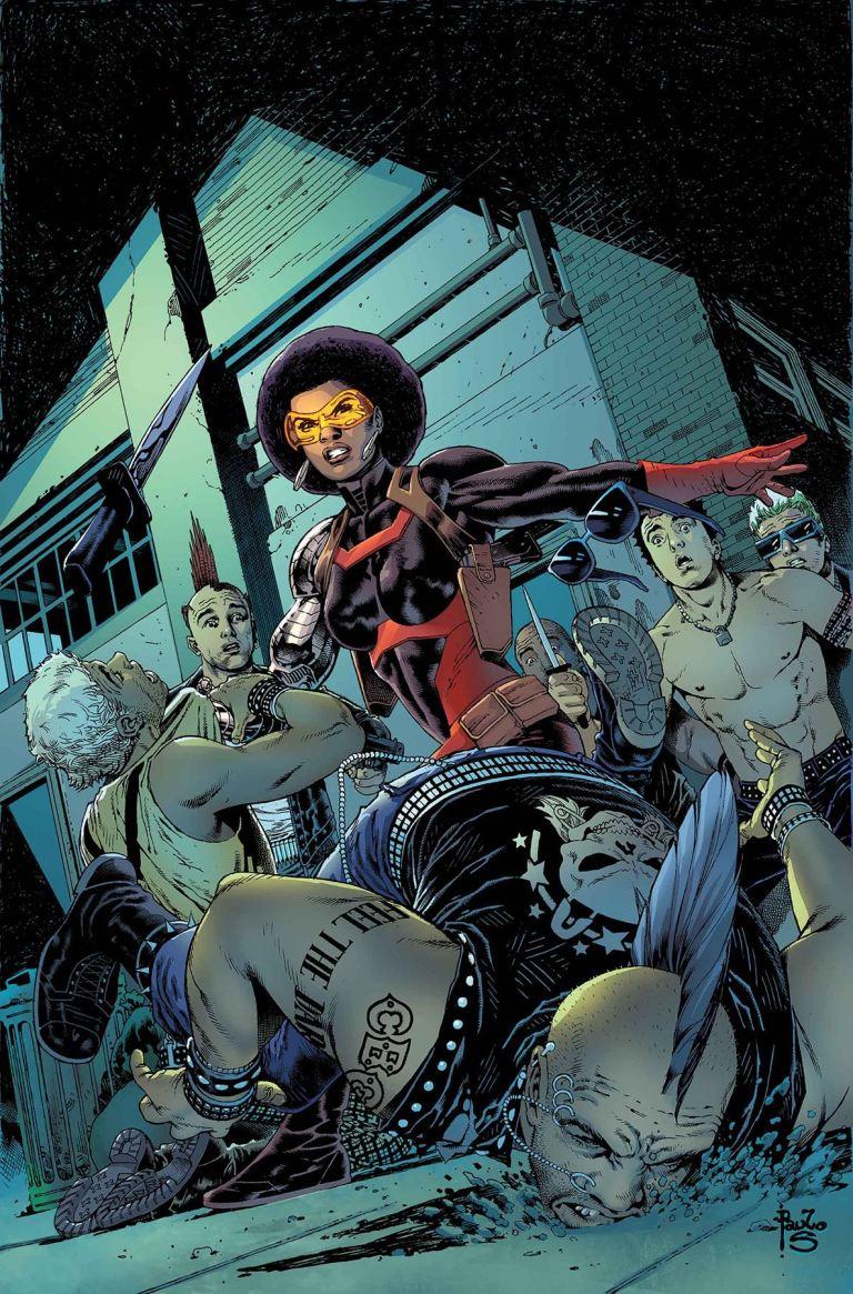 Secret Empire Brave New World #4 (Paulo Siqueira Cover)