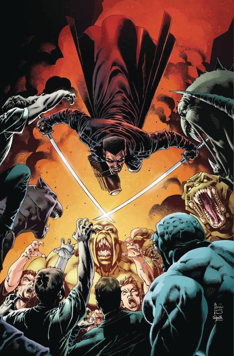 Secret Empire Brave New World #5 (Paulo Siqueira Cover)