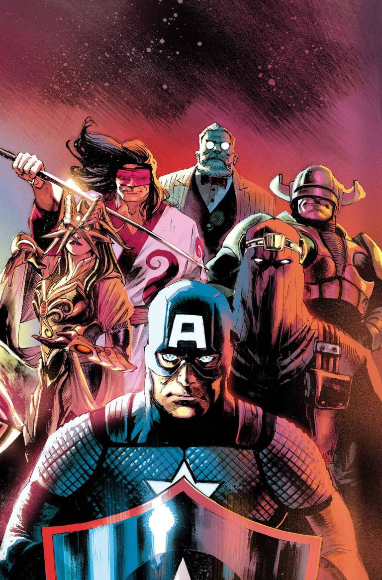 Secret Empire United #1 (Cover B Rafael Albuquerque)