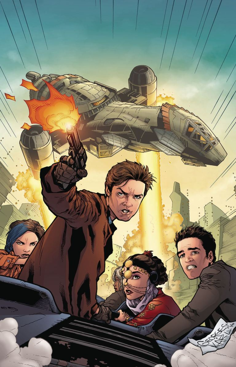 Serenity No Power In The 'Verse #4 (Cover B Georges Jeanty)