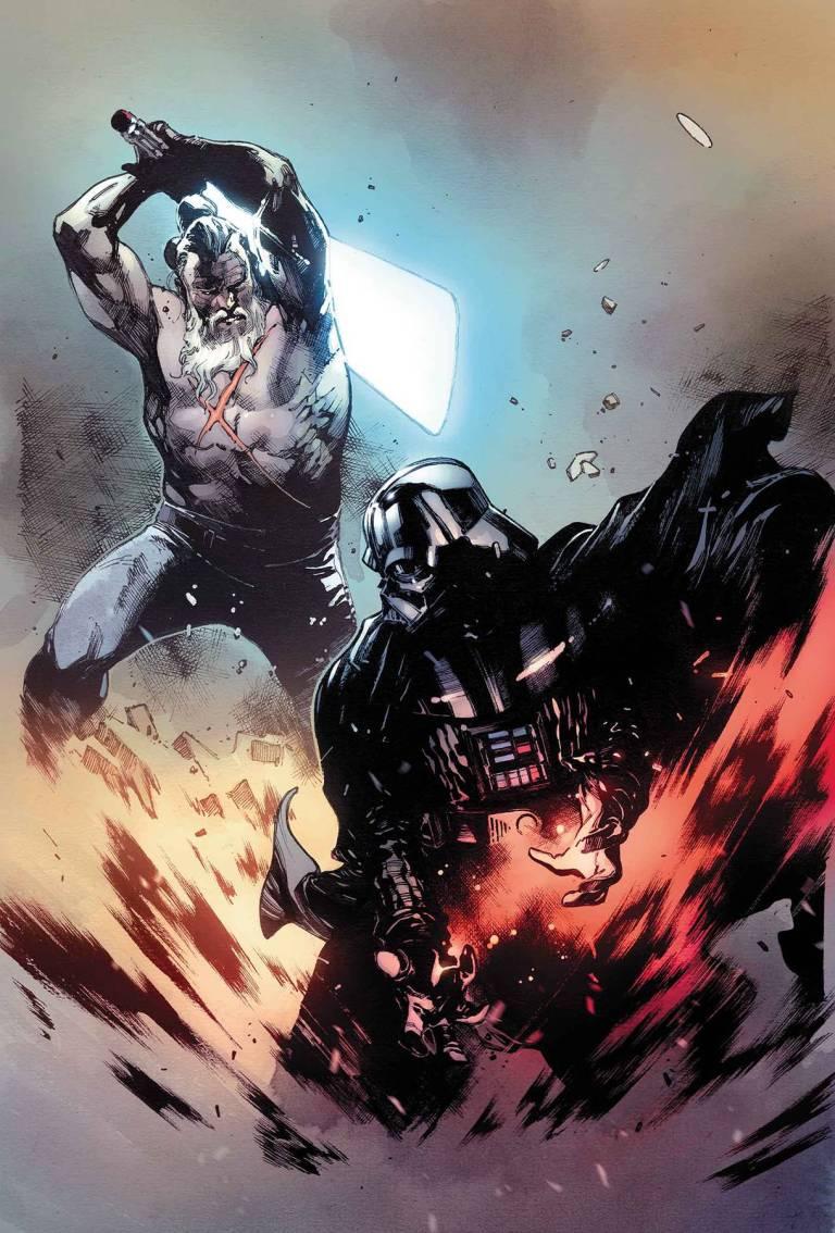 Star Wars Darth Vader #3 (Cover A Olivier Coipel)