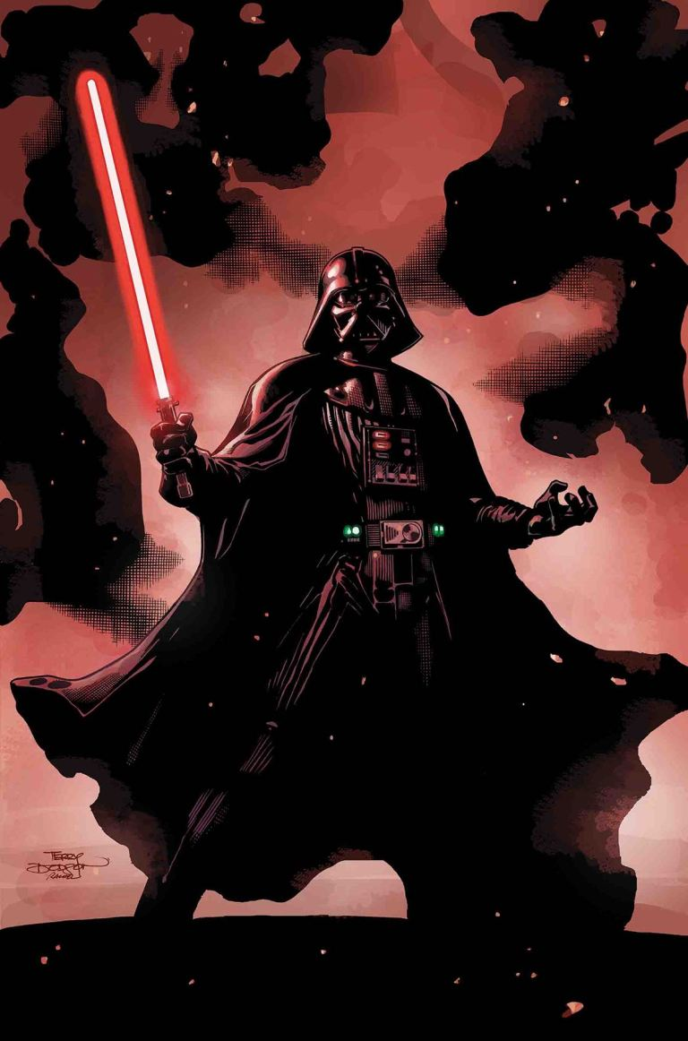 Star Wars Darth Vader #5 (Cover B Terry Dodson)