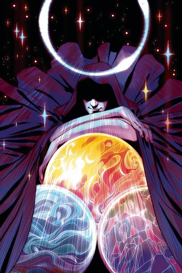 Swordquest #1 (Cover G Goni Montes Virgin Variant)