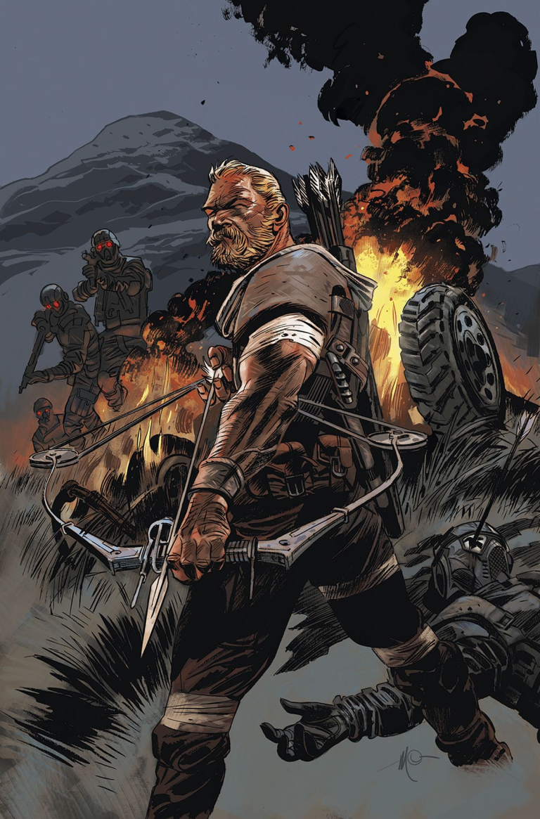 Warlords Of Appalachia #1 (Cover A Massimo Carnevale)