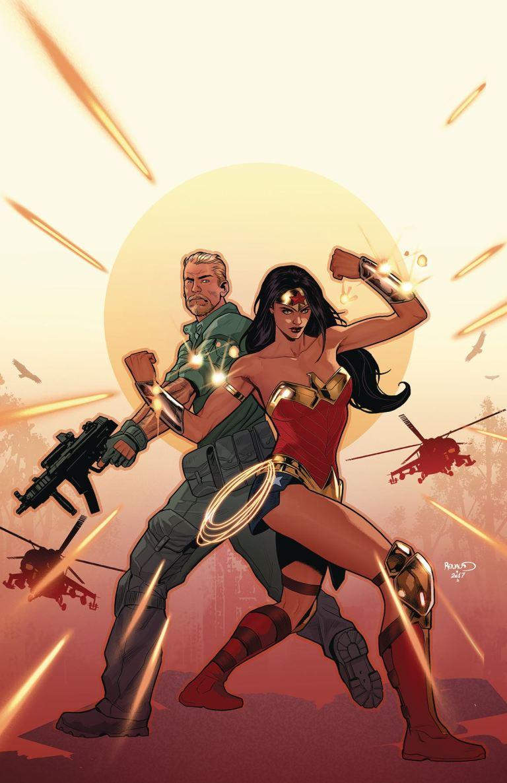 Wonder Woman Steve Trevor #1 (Cover A Paul Renaud)